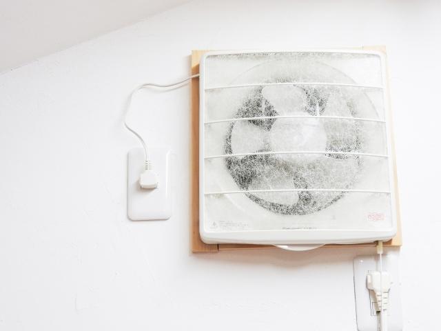 ゴキブリを防ぐ換気扇フィルター